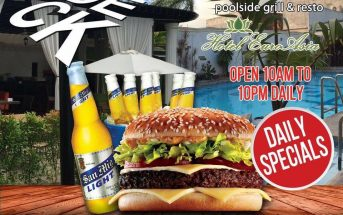 The Deck Grill and Restaurant - Poolside, Angeles City